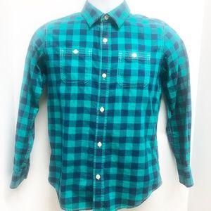 GAP Kids Long sleeve button-down shirt